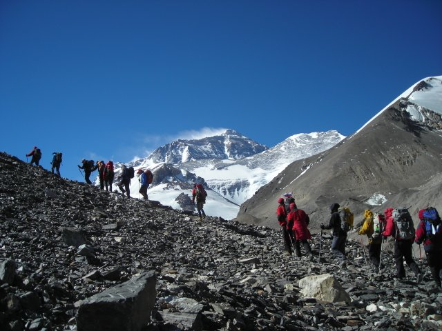 Lhasa Tour with Everest Base Camp Hike